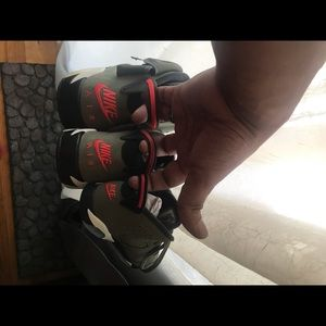 Jordan Shoes - Travis Scott Air Jordan 6🔥🔥 Family Affair😎